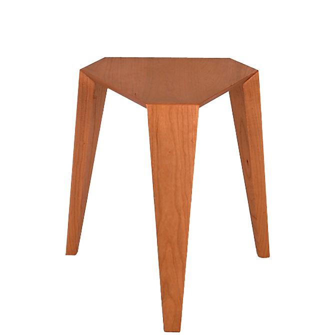 ORI stool-black cherry
