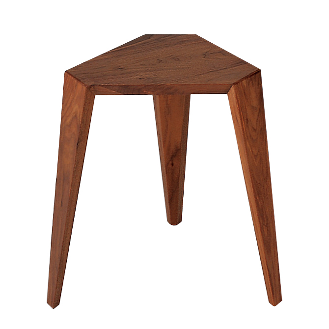 ORI stool-walnut