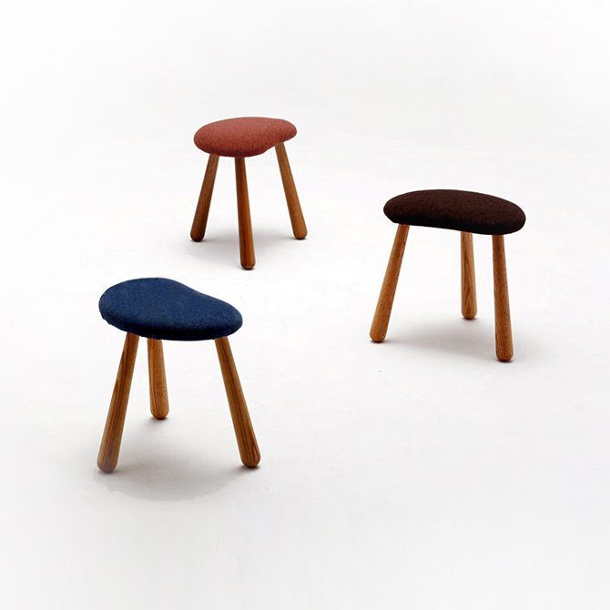 kitoki milk stool
